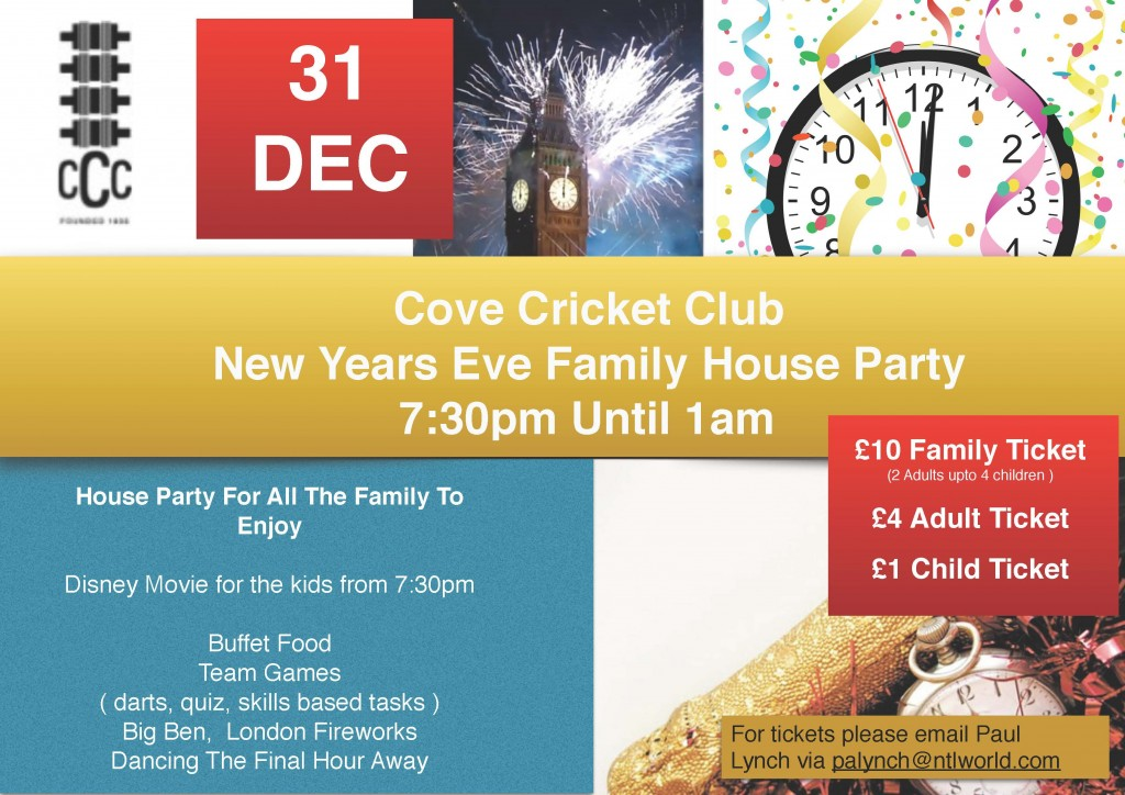 New Year Eve2013